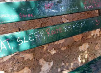 Eat Sleep Rave Repeat Island of Capri