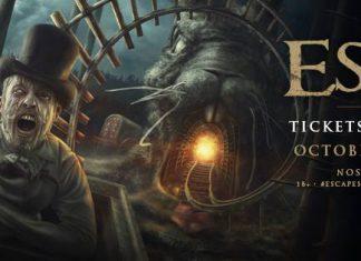 Escape 2015 Announced