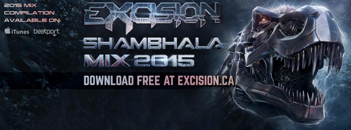 Free Download | Excision Shambhala Mix 2015 | EDM Identity