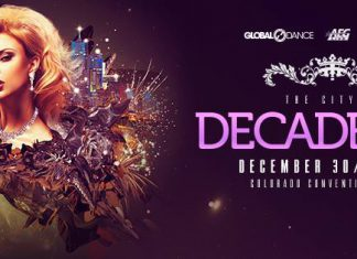 Decadence 2015 Poster