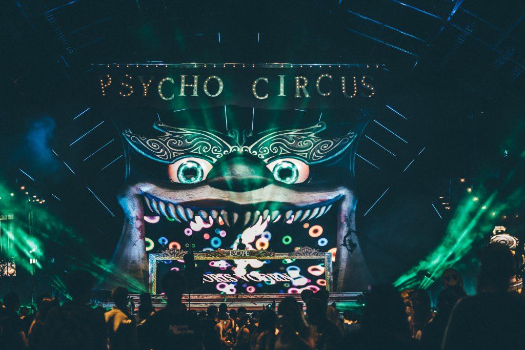 Escape: Psycho Circus 2015