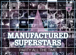 Manufactured Superstars EDM Identity