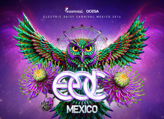 EDC Mexico 2016 Announcement Poster