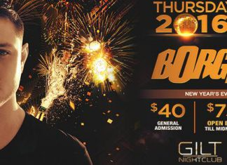 Borgeous gilt nye 2016