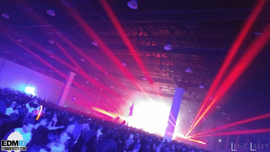 infinity nye 2016 Infinite Stage LenZ Lilley