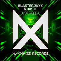 Blasterjaxx Parnassia label album artwork