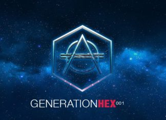 Generation HEX EP logo