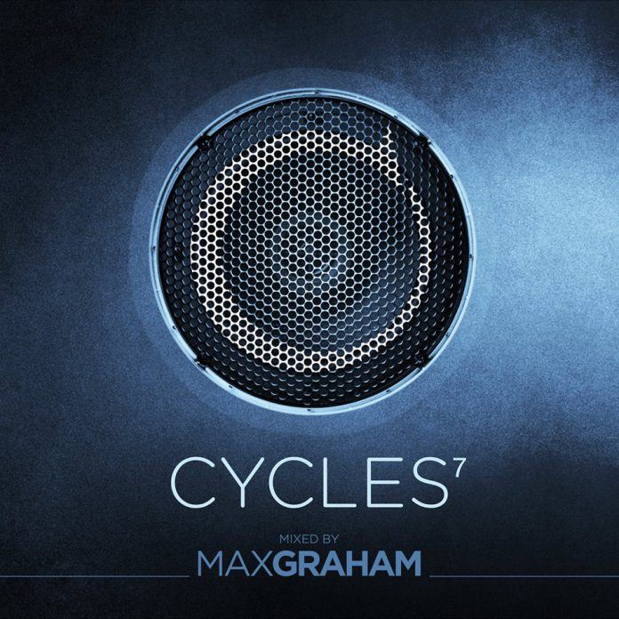 Max Graham Cycles 7 Album Artwork