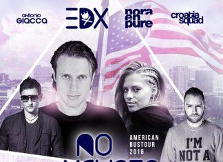 No Xcuses Tour EDX Nora En Puro