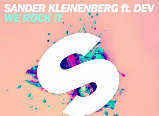 sander kleinenberg, dev, we rock it, house, 80s hip-house, hip house, hip hop, like a g6, far east movement, spinnin deep