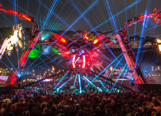 Resistance Stage Ultra Music Festival Miami