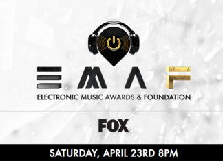 electronic music awards and foundation