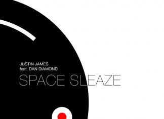 justin james, space sleaze, dj, techno