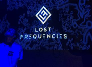 EGG London Lost Frequencies