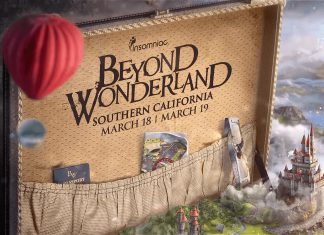 Beyond Wonderland SoCal 2016