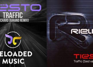 Tiesto Traffic Mix-Off
