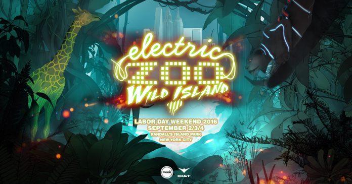 Electric Zoo Wild Island