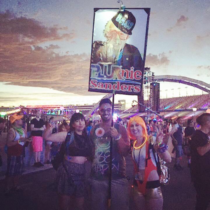 Favorite Totems From EDC Las Vegas 2016