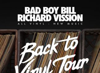 Back To Vinyl Tour 2016