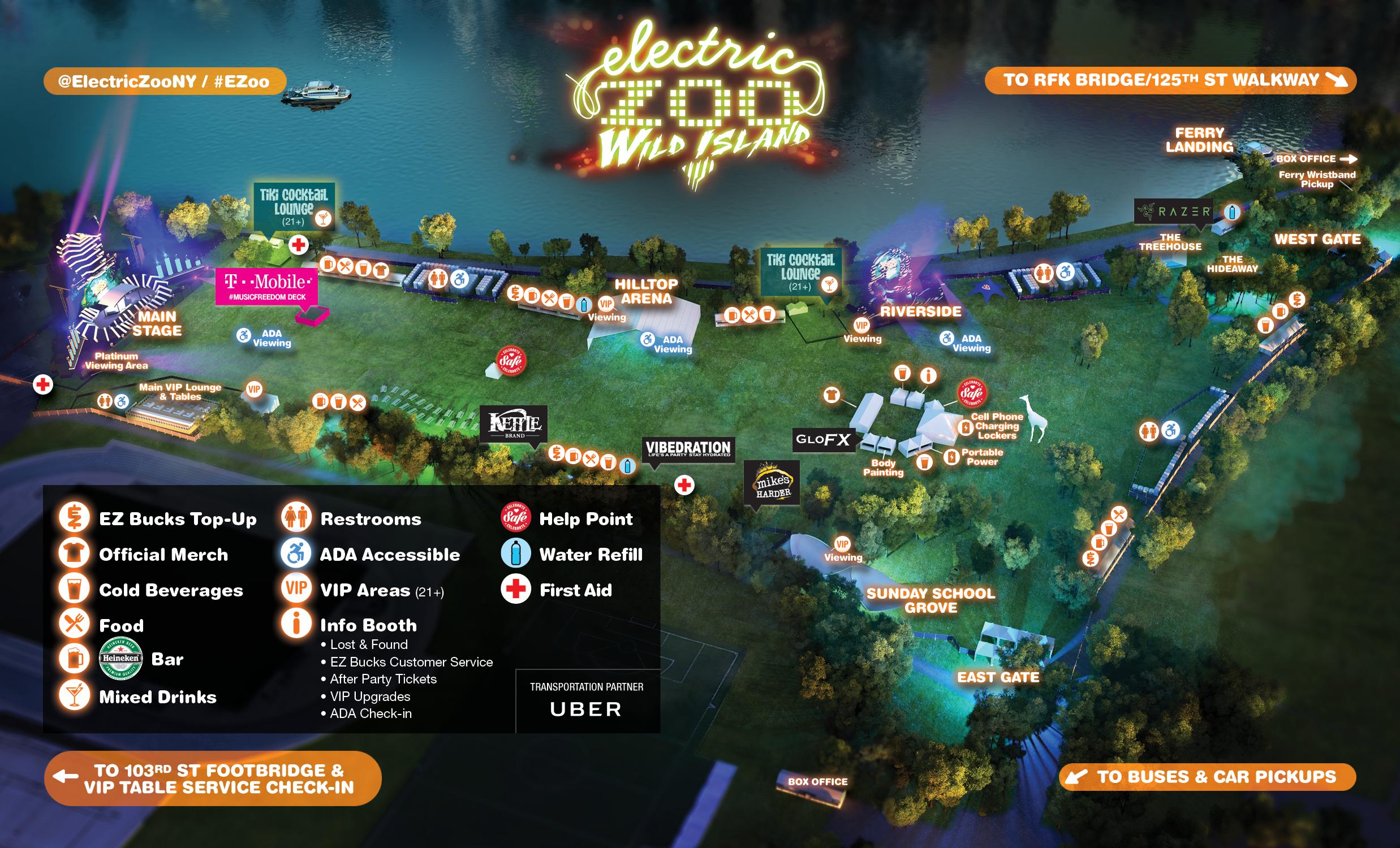 electric zoo 2016
