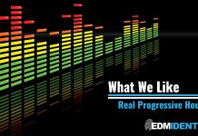 What We Like Real Progressive House