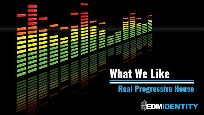 What We Like Real Progressive House