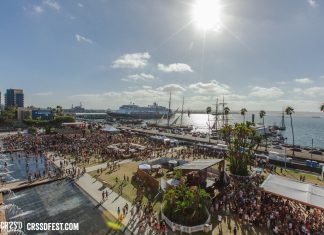 CRSSD Festival Fall 2016 by Miranda McDonald