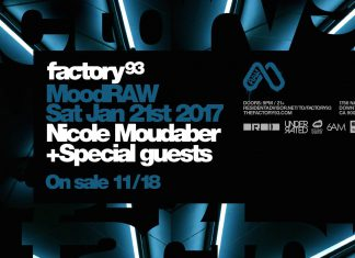 Factory 93 MoodRAW