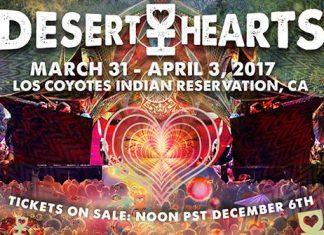 Desert Hearts Spring Festival 2017