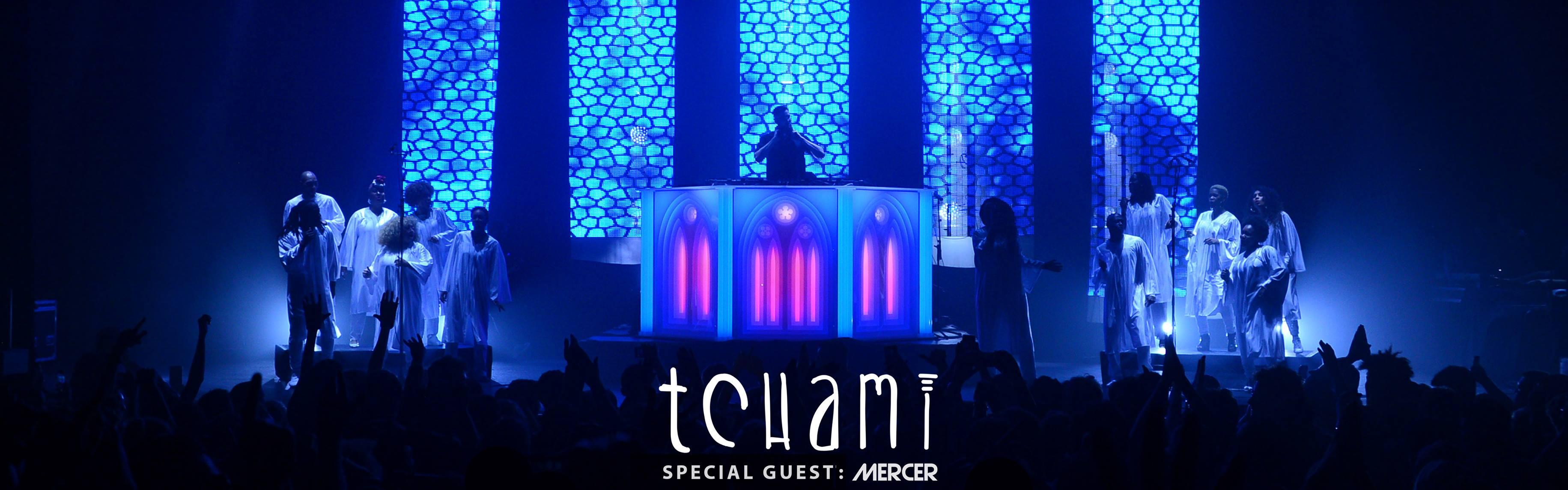 Tchami Prophecy Tour
