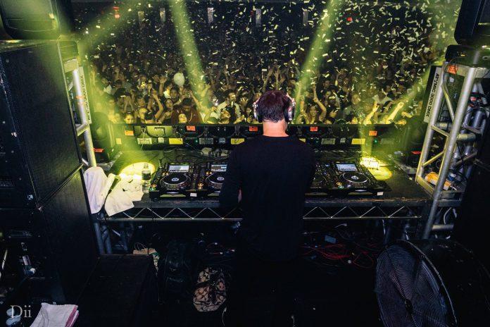 Markus Schulz Avalon Hollywood NYE 2017 Darker Electronic Music