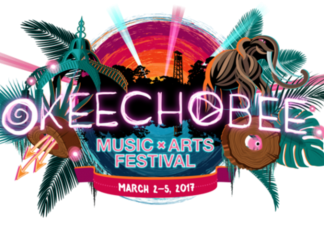 Okeechobee 2017 Logo