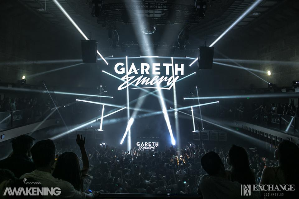 Gareth Emery ExchangeLA Saving Light Tour