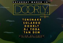 Doorly and Friends Avalon Hollywood
