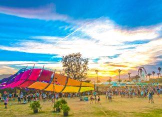 Coachella 2016 Do LaB Stage