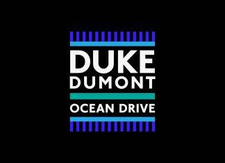 Duke Dumont Ocean Drive Cover Art