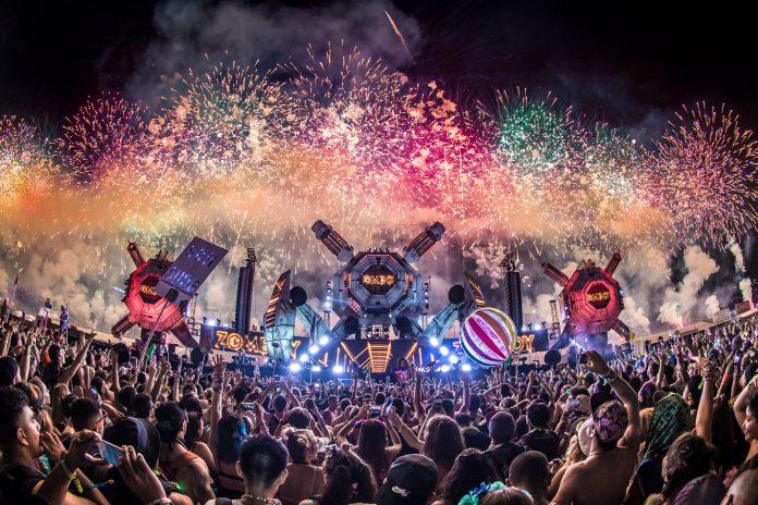 bassPOD EDC Las Vegas 2016 b2b