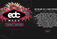 EDC Week Charity Auction 2017