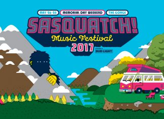 Sasquatch! Music Festival 2017
