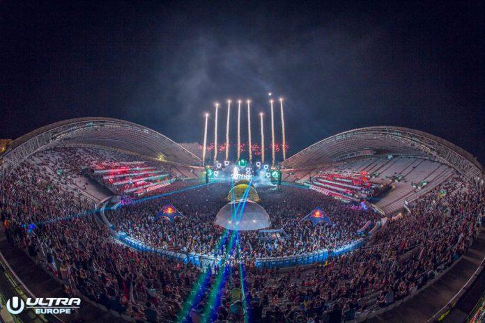 Ultra Europe 2016