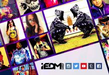iEDM EDC Las Vegas Outfits