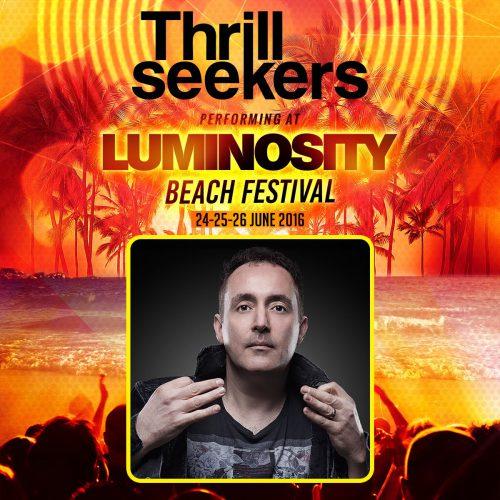 The Thrillseekers - Luminosity Beach Festival 2016