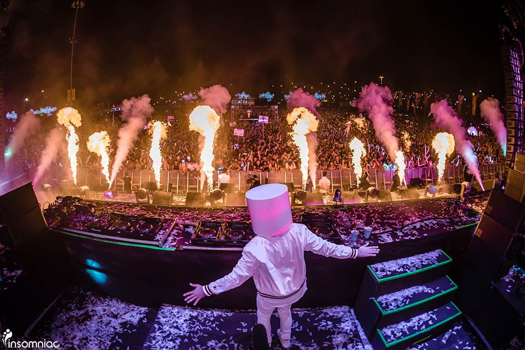 Marshmello by The Holy Mountain for Audiotistic
