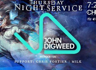 John Digweed at The Church Nightclub July 20, 2017