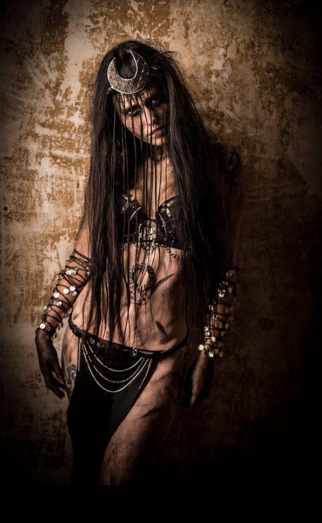 Halloween Outfit Enchantress RML Designs