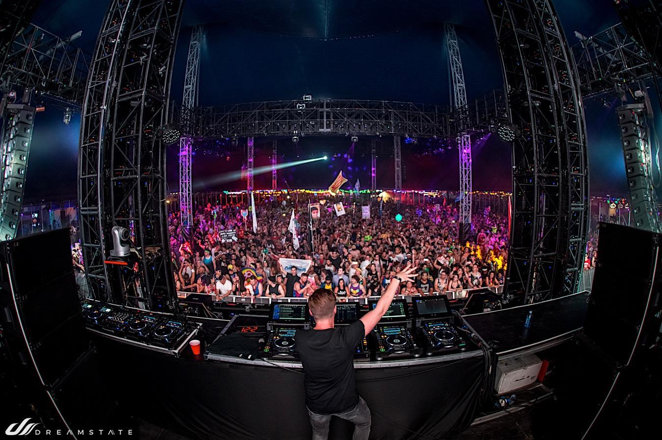 Ferry Corsten - EDC Las Vegas 2017