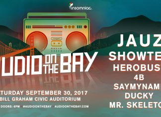 Audio On The Bay 2017 - Banner