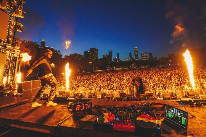 DJ Snake Lollapalooza 2017 Chicago