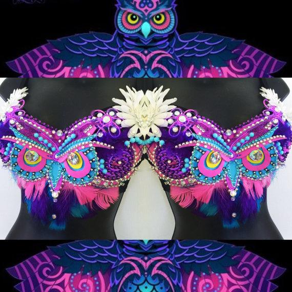 EDC Owl Bra