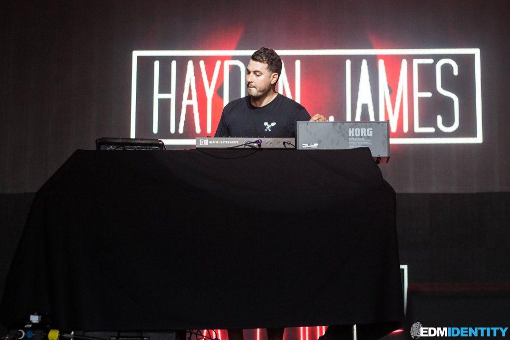 Life is Beautiful Hayden James